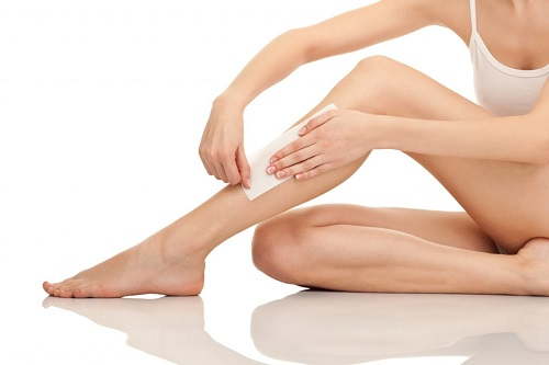 Alleviating the after effects of waxing